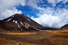 Mt Ngauruhoe (New Zealand)